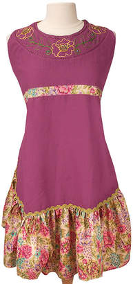 MANUAL WOODWORKERS AND WEAVER Women's Floral Blingfull Apron