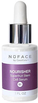 NuFace Nourisher (S1) Stem Cell Serum 1 oz (30 ml)