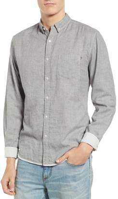 Life After Denim Ithaca Slim Fit Chambray Sport Shirt