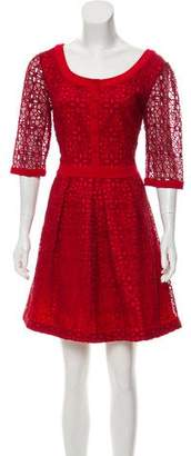 ALICE by Temperley Mini A-Line Dress