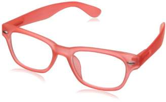 Peepers Style Six Orange Retro Reading Glasses