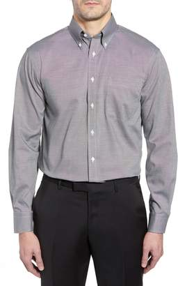 Nordstrom Traditional Fit Non-Iron Dress Shirt