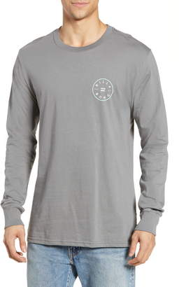 Billabong Rotor Graphic Long Sleeve T-Shirt