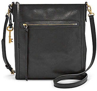 Fossil Emma North/South Cross-Body Bag $148 thestylecure.com