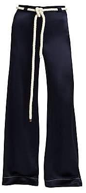 Monse Women's Wide Leg Trousers