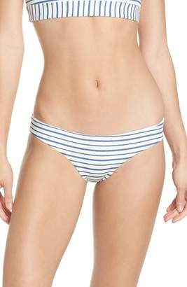 L-Space L Space Sandy Stripe Bikini Bottoms