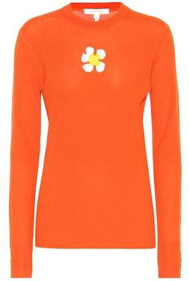 Marc Jacobs Wool daisy sweater