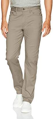 Nautica Men's 5 Pocket Stretch Twill Pant