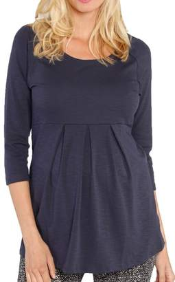 Angel Maternity Stretch Jersey Maternity Top
