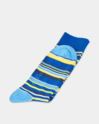 Ted Baker RIVEN Striped cotton socks