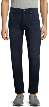 7 For All Mankind Men's Stitched Slim Jean