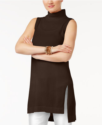 Alfani PRIMA Wool-Cashmere Tunic Sweater, Only at Macy's $89.50 thestylecure.com