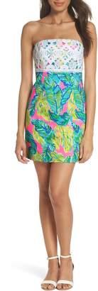 Lilly Pulitzer R) Brynn Strapless Dress