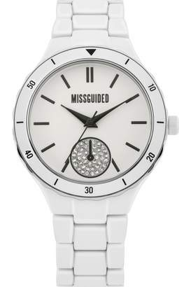 Missguided Ladies Watch MG007WM