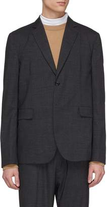 Acne Studios 'Antibes' notched lapel wool soft blazer