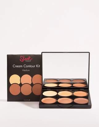 Sleek MakeUP Cream Contour Kit - Medium