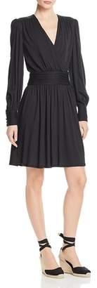Joie Corelle Faux-Wrap Dress