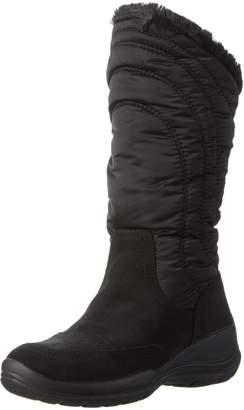 Geox Women's Hellin Winter Boot (37 M EU/7 M US, )