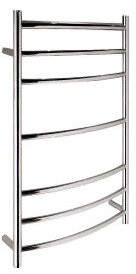 Rails Modena 7 Bars Curved Towel Rail