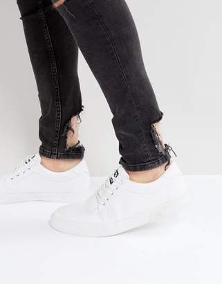 T.U.K. Canvas Creeper Sneakers