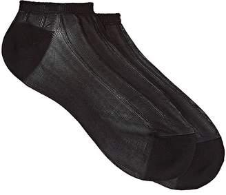 Maria La Rosa Women's Silk Ankle Socks