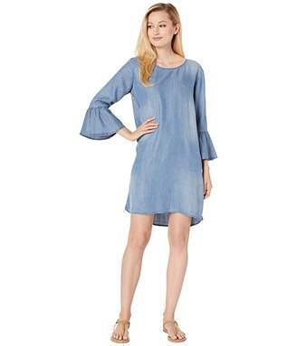 262dc75f7a8bfd Tencel Denim Dress - ShopStyle