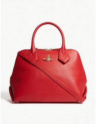 Vivienne Westwood Balmoral leather tote bag