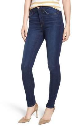 Caslon Sierra High Waist Skinny Jeans (River) (Regular & Petite)