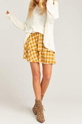 Show Me Your Mumu Aiden Skirt
