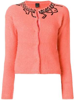 Pinko sequinned cardigan