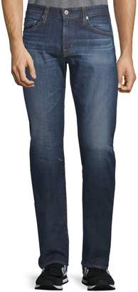 AG Jeans Slim-Fit Faded Jeans