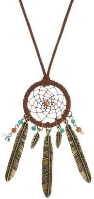 Mudd Dream Catcher Necklace