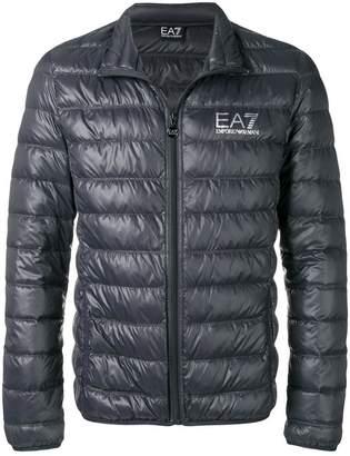Emporio Armani Ea7 padded zipped jacket