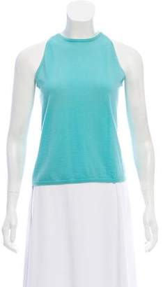 Christopher Fischer Cashmere Sleeveless Top