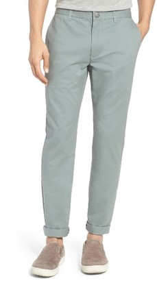 Men's Big & Tall Bonobos Tailored Fit Washed Stretch Cotton Chinos $98 thestylecure.com