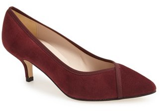 Women's Andre Assous 'Chloe' Pointy Toe Pump $198.95 thestylecure.com