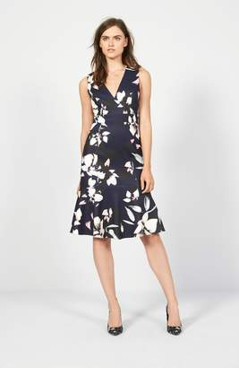 Vince Camuto Fit And Flare Dress - ShopStyle a6a13c718