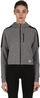 Under Armour Perpetual Spacer Cotton Blend Sweatshirt