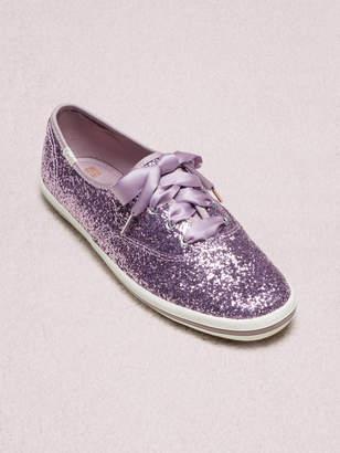 587519d82 Kate Spade keds x new york champion glitter sneakers