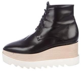 8783769f1b03 Stella McCartney Elyse Platform Ankle Boots