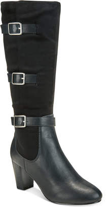Bella Vita Talina Ii Wide-Calf Tall Boots Women's Shoes