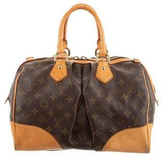 Louis Vuitton Monogram Stephen Tortoise Bag