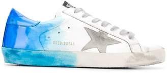 Golden Goose Superstar Sprayed Edit sneakers