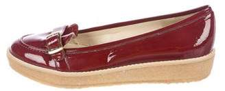 Stella McCartney Vegan Patent Leather Flats