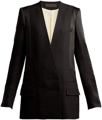 Haider Ackermann Kuiper double-breasted jacket