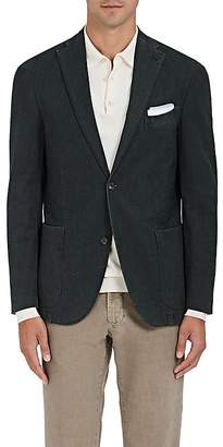 Boglioli Men's K2 Herringbone-Weave Two-Button Sportcoat