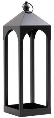 Mainstays Black Iron Lantern Candle Holder