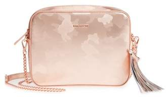 Ted Baker Camouflage Leather Camera Bag