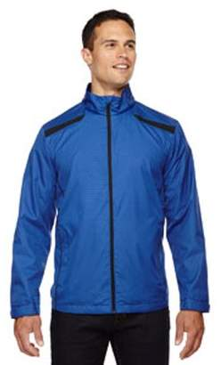 Ash City - North End Men's Tempo Lightweight Recycled Polyester Jacket with Embossed Print - NAUTICL BLUE 413 - M 88188