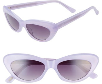Cat Eye DIFF Cleo 48mm Sunglasses